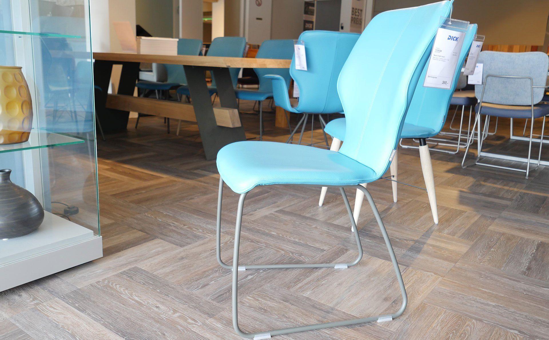 Musterring Stühle Nevio 8 Stück Wohnparcde