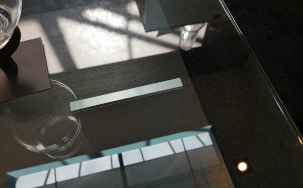Rolf Benz Couchtisch Modell 8330 - Glasplatte