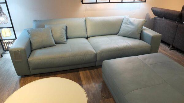 Candy Sofa mit Hocker GARY