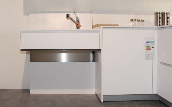Tielsa Anbauküche Dita Touch - Wasserhahn