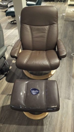 Stressless Sessel und Hocker CONSUL