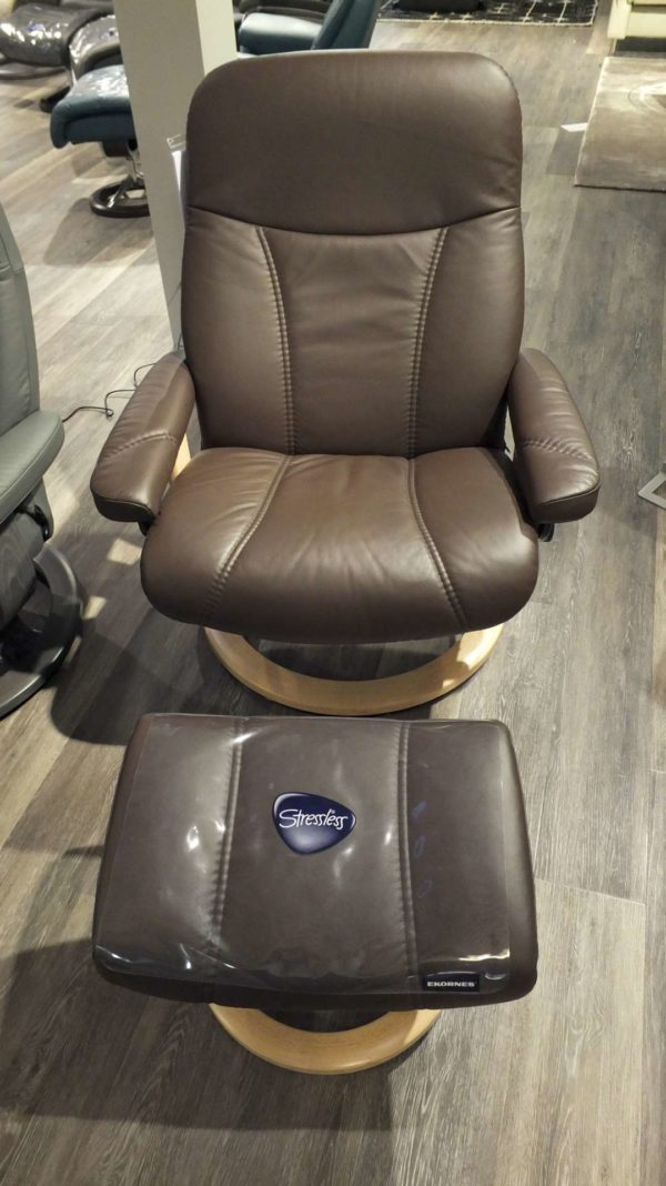 Stressless Sessel und Hocker CONSUL