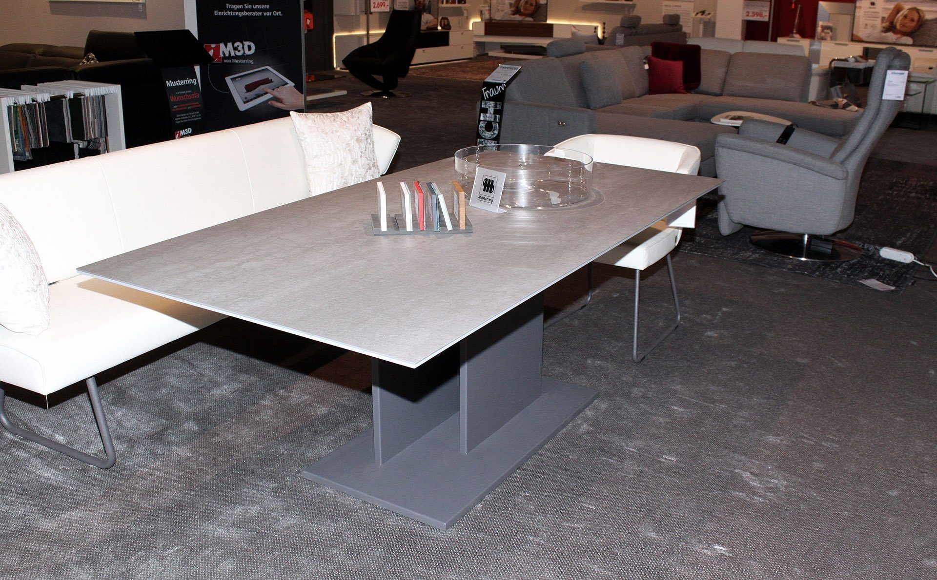 Musterring Tisch Fix Keramik Ramiro Wohnparcde