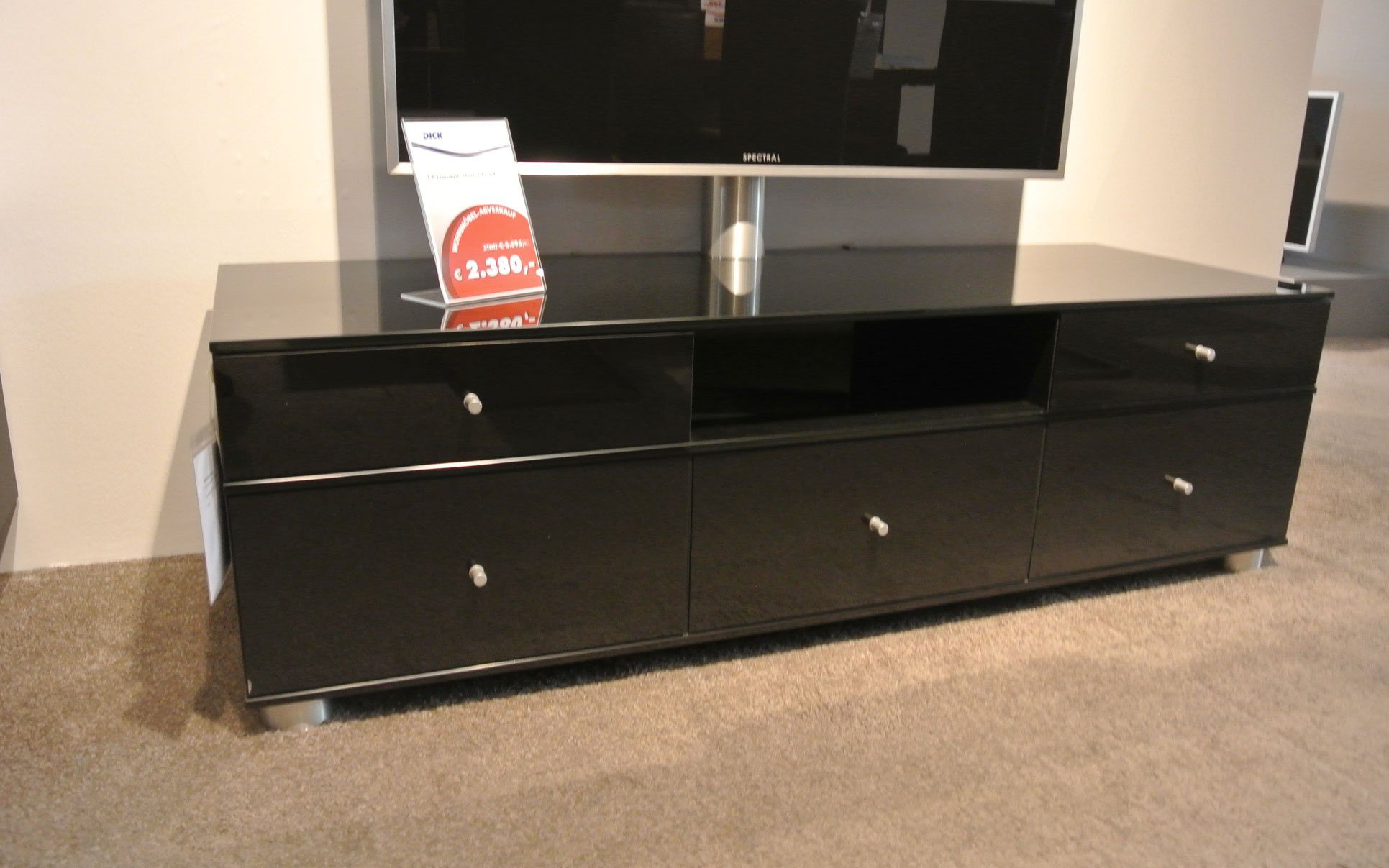 spectral tv element closed. Black Bedroom Furniture Sets. Home Design Ideas