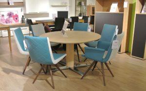 Dick Wohnen 6 Stühle Lodi Wood