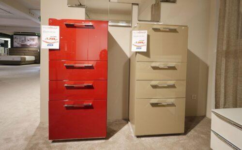 Hülsta Einzelmöbel Lilac 6501 rot-links