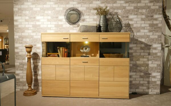 Musterring Highboard Portland-frontal