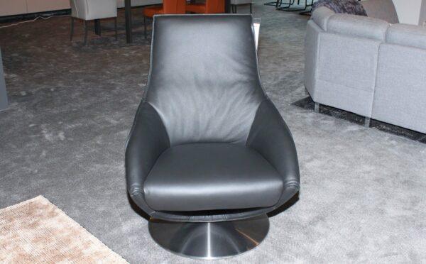 Musterring Sessel Hoch MR 410-frontal1