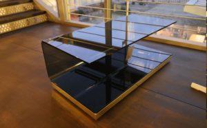 Ronald Schmitt Design Couchtisch 8700-komplett