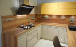 Individuelle Schüller Küchen Wohnparcde