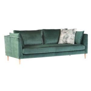 """Trendstore """"Gismo"""" Sofa in-Olive"""