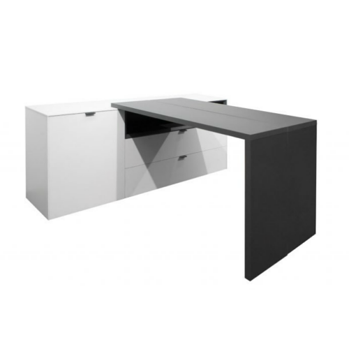 Trendstore Milanea Sideboard mit Multifunktionstisch