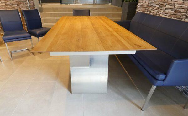 Wöstmann Esstisch Fineline-Detail-Tischplatte