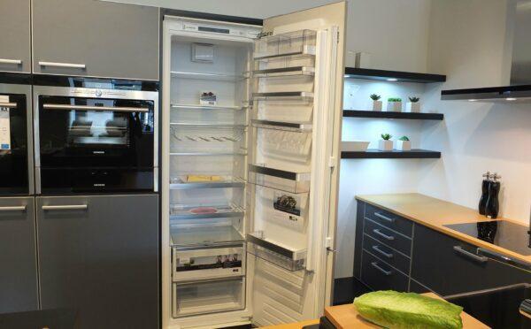 Zeyko Facett Vitrin-Kühlschrank
