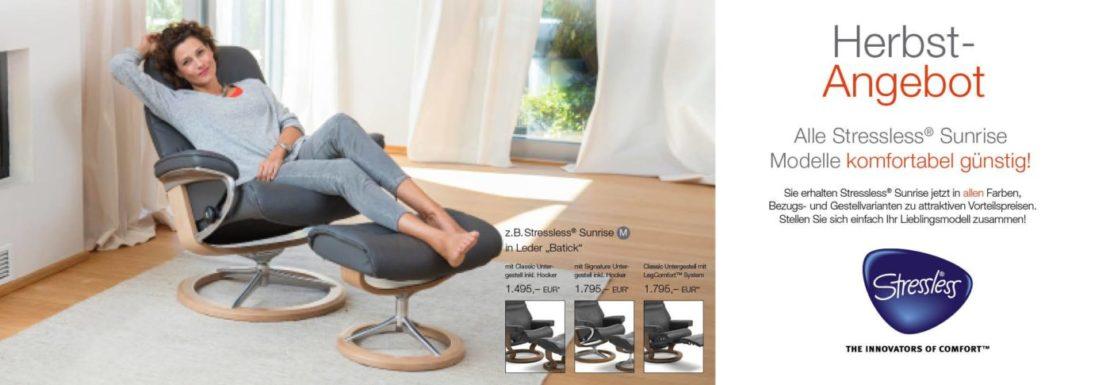 Stressless Sessel Zum Aktionspreis In Lauchringen Wohnparcde