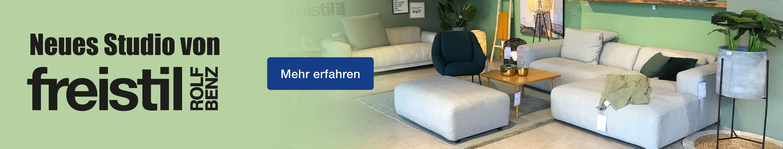 Neues freistil by Rolf Benz Studio Banner