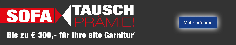 Sofa Tausch Prämie Banner