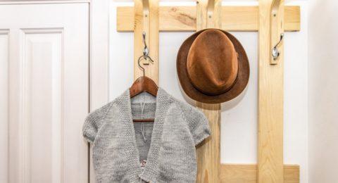 Garderobenhaken & -leisten Bild