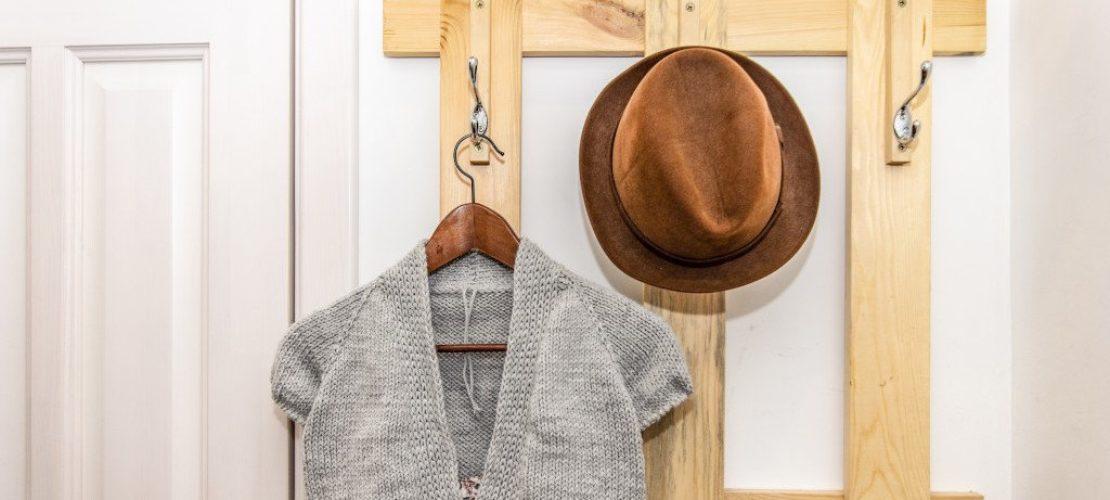 Garderobenhaken & -leisten