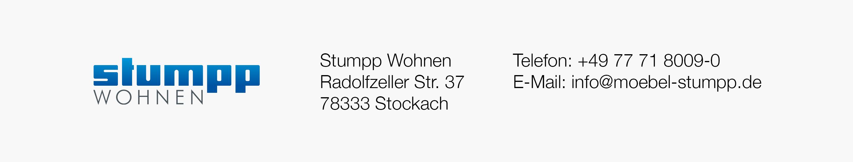 Haus-Info-Banner Stumpp Wohnen