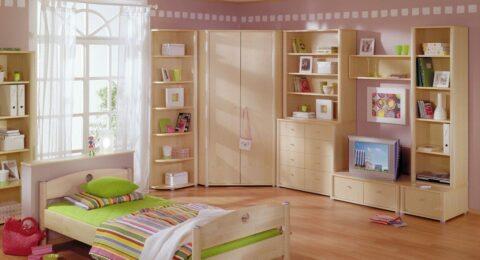Jugendzimmer Bild