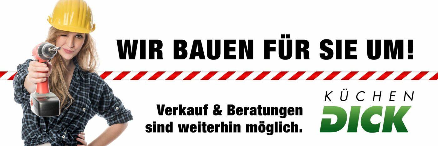 Küchen DICK Weil am Rhein Umbau