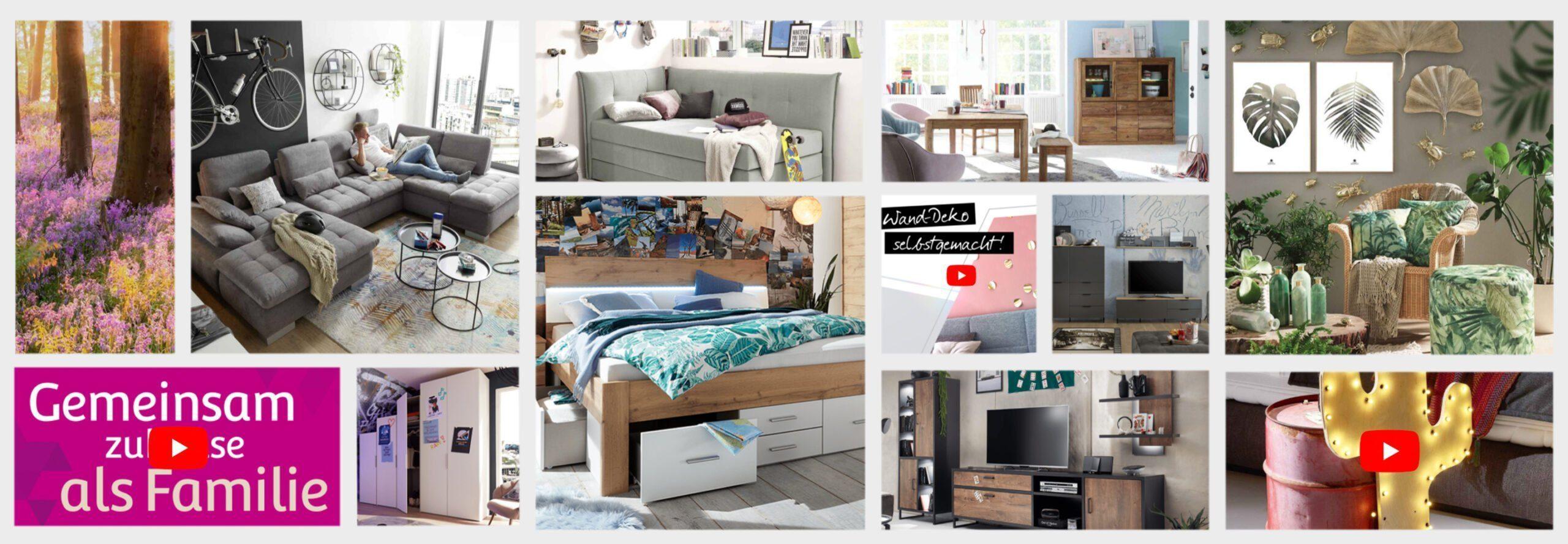 Trendbox Magazin Haus Banner