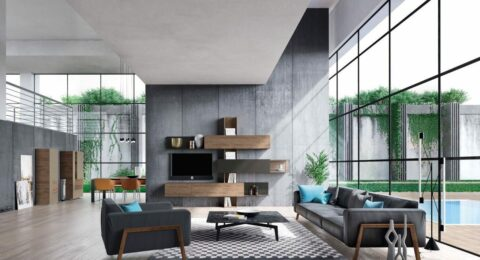 Wohnzimmer Bild