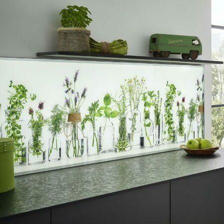 Lechner Switchey - die abwechslungsreiche, beleuchtete Küchenrückwand
