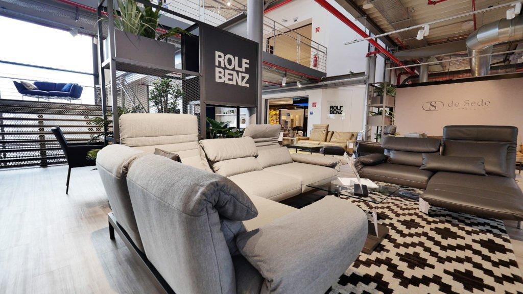 Rolf Benz Sofas In Großer Auswahl Wohnparcde