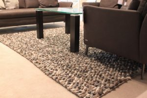 "Linie Design ""Crush"" Teppich"