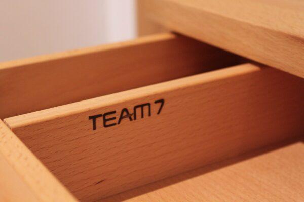 "Team 7 ""Cubus"" Garderoben-Kombination"