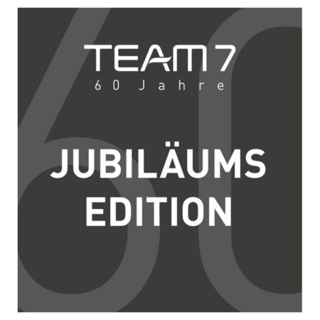 60-jähriges Jubiläum von Team7