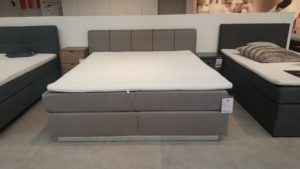 "Matraflex ""City/Match"" Boxspringbett"