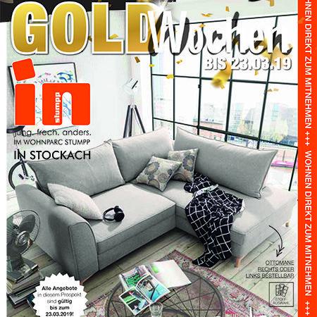 Gold-Wochen – IN Junge Wohnwelt