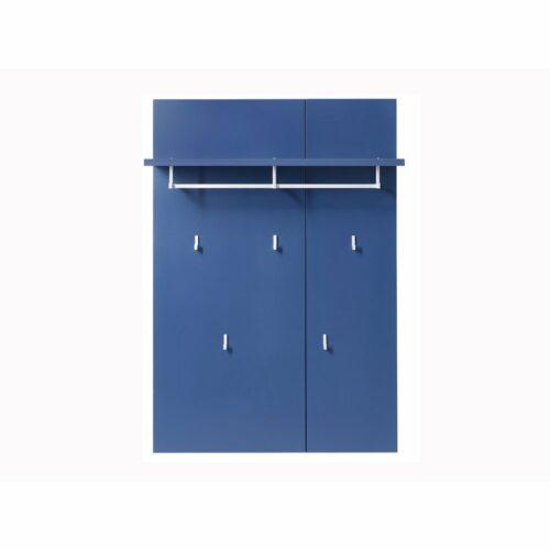 """Trendstore """"Ibbo"""" Garderobenpaneel blau"""