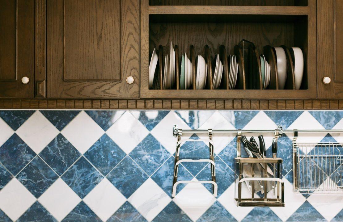 Mehr Stauraum in kleinen Küchen