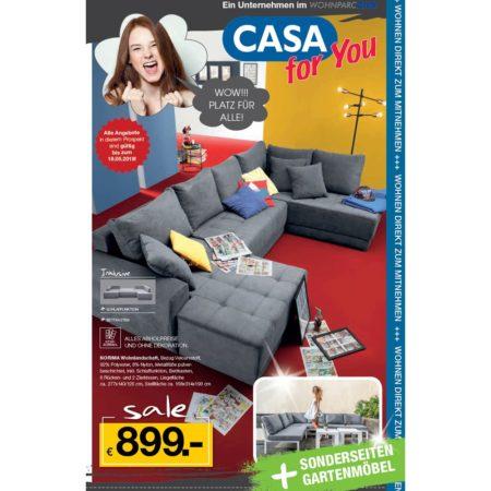 Das neue CASA for You Prospekt ist da!
