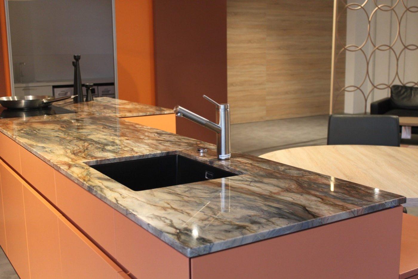 Küchenarbeitsplatten aus Naturstein