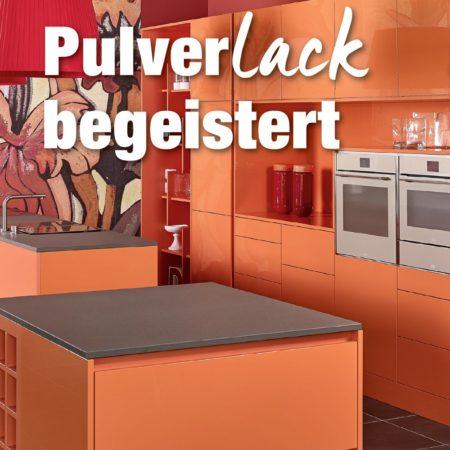 Entdecken Sie Küchen aus Pulverlack bei Küchen DICK