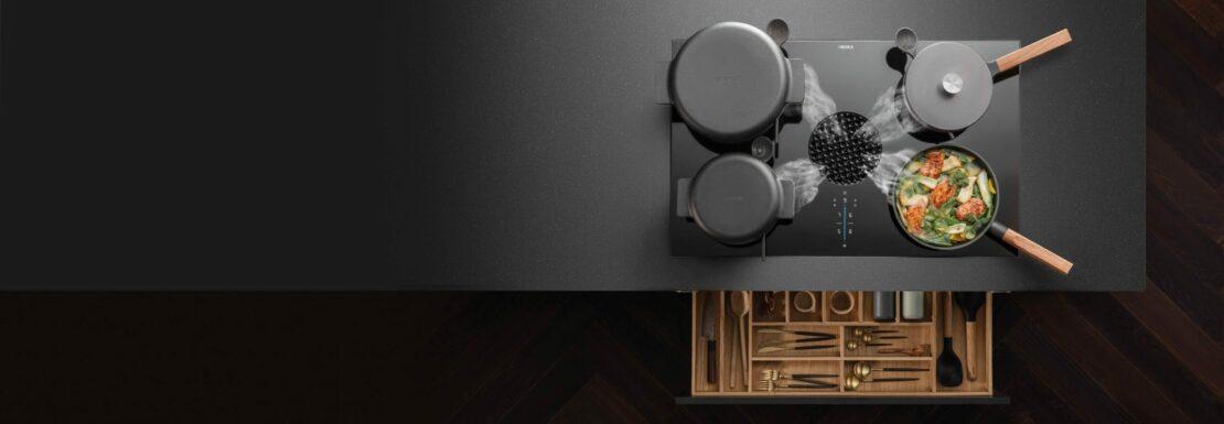 BORA X Pure - Pure Perfektion für Ihre Küche