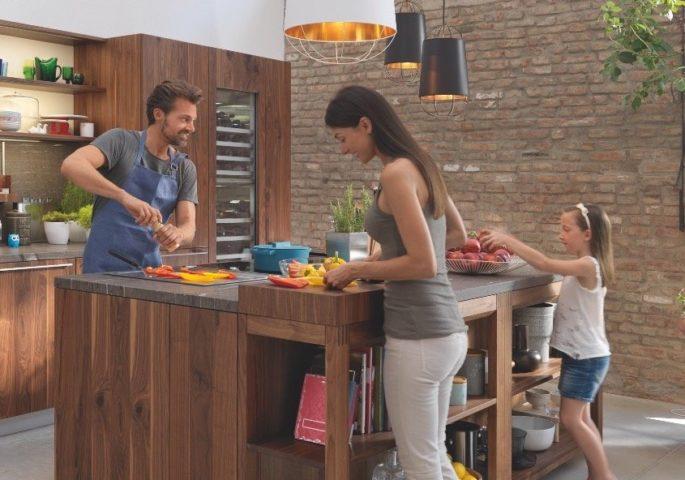 Küchenplanung: Ergonomie nicht vergessen!