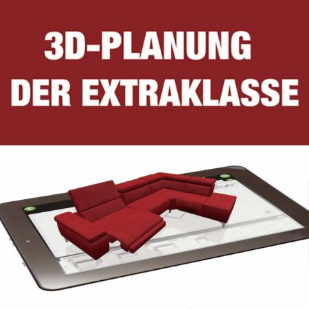 Couch nach Maß: 3D-Planung der Extraklasse