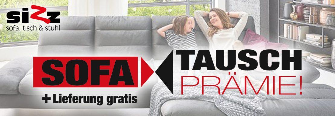 Sofa-Tausch-Prämie: bis zu 300 Euro geschenkt!