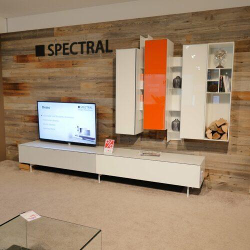 "Spectral ""Ameno"" Wohnwand - % Sale"
