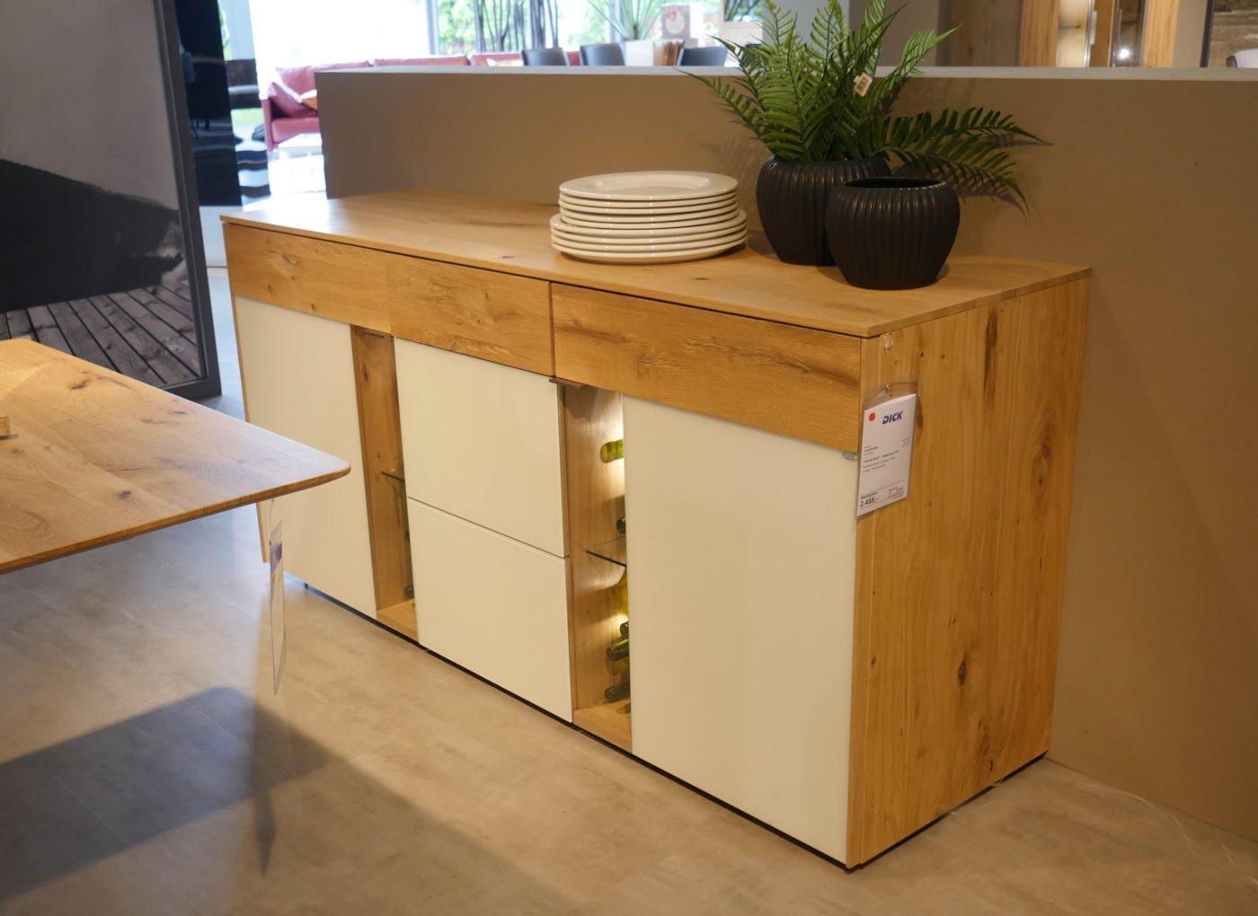 voglauer v solid sideboard. Black Bedroom Furniture Sets. Home Design Ideas