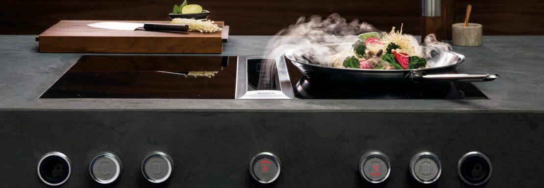 Breite Vielfalt von BORA-Systemen bei Küchen DICK erleben