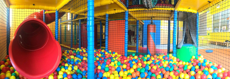 Indoor-Kinderwelt BambINi im Wohnparc Stumpp Stockach