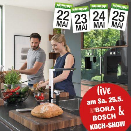 30 Küchen zum Sonderpreis vom 22. bis 25. Mai 2019