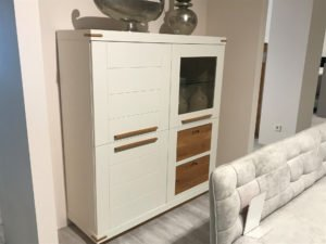 "Natura ""Eastport EAST09"" Highboard"